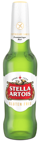 Stella Artois Brews Gluten Free Variant Kamcity