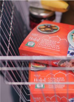 UK: M&S Launches Market-First Own Label Halal Prepared Meal Range