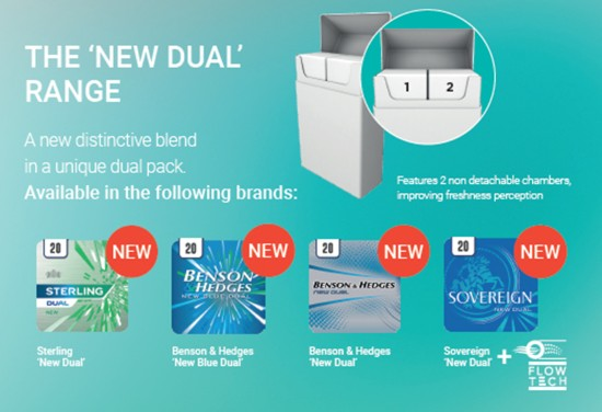 Jti To Launch Alternative Products Ahead Of Menthol Ban Kamcity