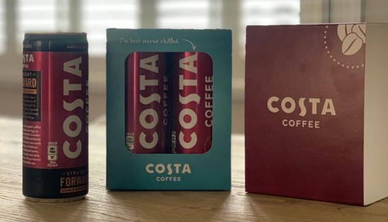 costa coffee sample pack